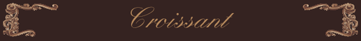 Croissanty - Café Milano